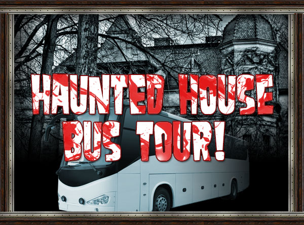 Haunted House Bus Tour