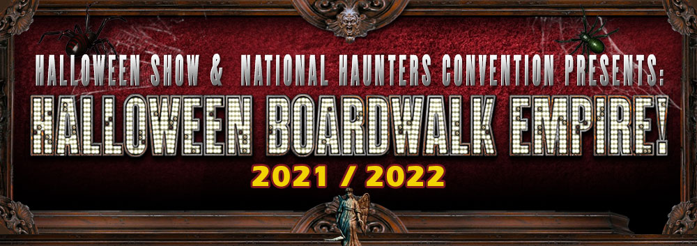 Halloween Show and National Haunters Convention